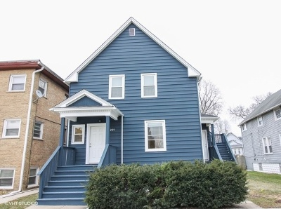 Bellwood Multi Family Home Contingent: 209 27th Avenue