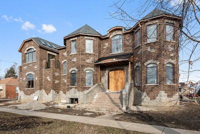 Norridge Single Family Home For Sale: 4200 North Oketo Avenue