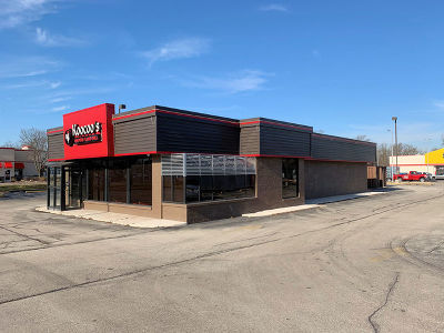 Du Page County Commercial For Sale: 820 East Roosevelt Road