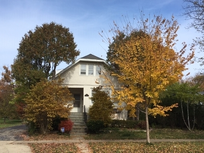 Wilmette Single Family Home For Sale: 2336 Thornwood Avenue