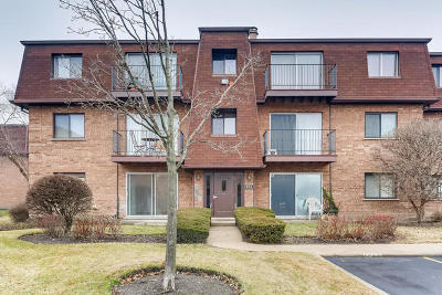 Glenview Condo/Townhouse For Sale: 624 Cobblestone Circle #A
