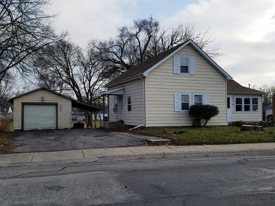 Bourbonnais Single Family Home For Sale: 208 West River Street