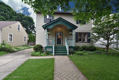 Geneva Single Family Home For Sale: 507 Richards Street