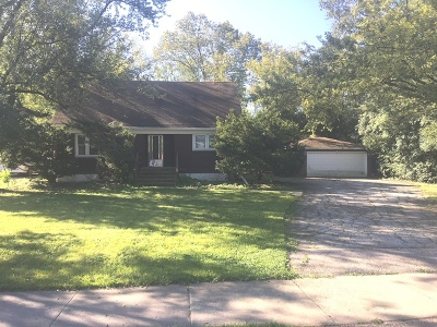 Northbrook Single Family Home For Sale: 4001 Walters Avenue