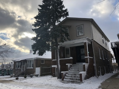 Cicero Multi Family Home For Sale: 1524 South 59th Avenue