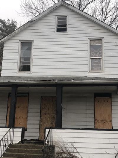 Single Family Home For Sale: 14614 Jefferson Street