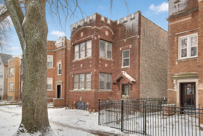 Multi Family Home Contingent: 3241 West Warner Avenue