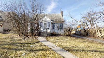 Downers Grove Single Family Home For Sale: 4340 Oakwood Avenue