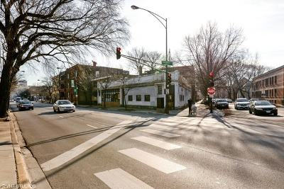 Chicago Residential Lots & Land For Sale: 5744 North Ridge Avenue