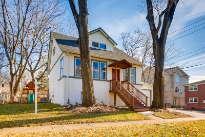 Westmont Single Family Home For Sale: 13 North Williams Street