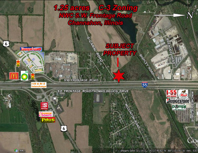Channahon Residential Lots & Land For Sale: 23116 South Canal Road