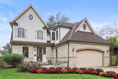 Hinsdale Single Family Home For Sale: 740 Phillippa Street