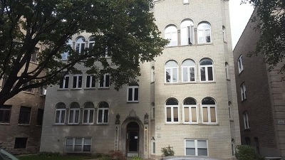 Condo/Townhouse For Sale: 2314 West Farwell Avenue #GW