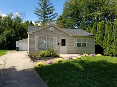 Batavia Single Family Home For Sale: 815 Park Street