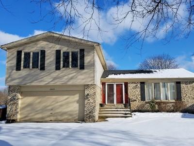 Homewood Single Family Home For Sale: 18429 Aberdeen Street