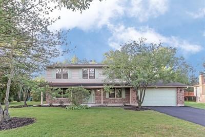 Highland Park Single Family Home For Sale: 2817 Lexington Lane