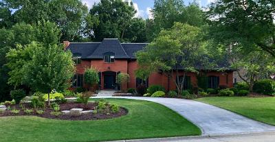 Burr Ridge Single Family Home For Sale: 2 Regent Court