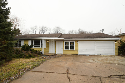 Orland Park Single Family Home For Sale: 15510 Wolf Road