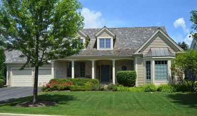 Lake Forest Single Family Home New: 755 South Camelot Court