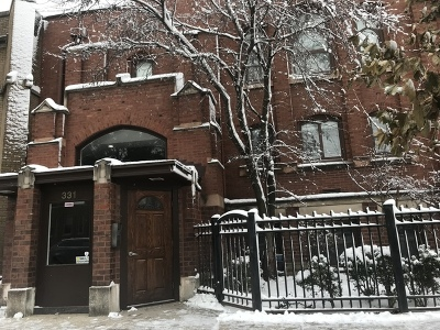 Oak Park Condo/Townhouse For Sale: 331 South Ridgeland Avenue #B
