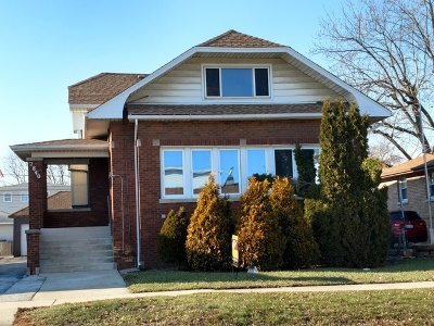 Franklin Park Single Family Home For Sale: 2840 Rose Street