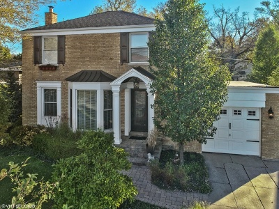 Arlington Heights Single Family Home For Sale: 1005 North Wilke Road