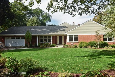 Arlington Heights Single Family Home For Sale: 734 South Belmont Avenue