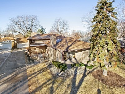 Munster Single Family Home For Sale: 8144 Euclid Street