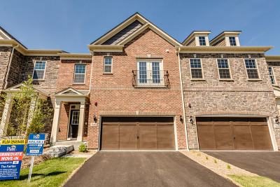 Lincolnshire Condo/Townhouse For Sale: 423 Highcroft Way