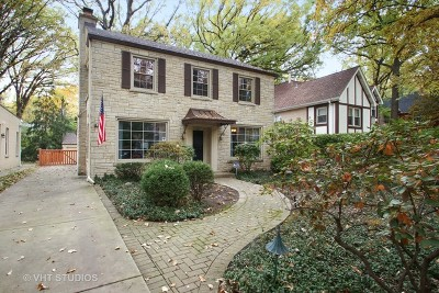 Chicago Single Family Home For Sale: 6880 North Wildwood Avenue
