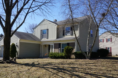 Naperville Single Family Home Re-Activated: 2301 Modaff Road