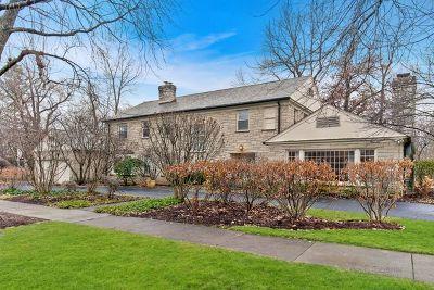 Glencoe Single Family Home For Sale: 210 South Avenue