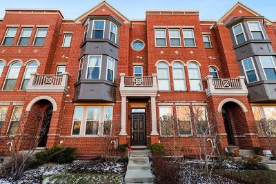 Morton Grove Condo/Townhouse For Sale: 8640 Narragansett Avenue