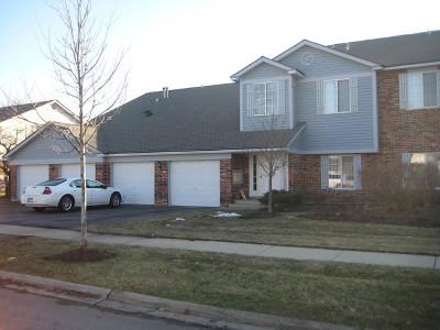 Schaumburg Condo/Townhouse For Sale: 1741 Chesapeake Lane #2