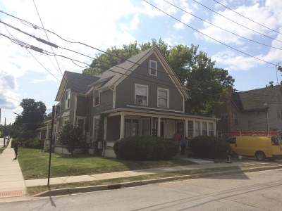 Elgin Multi Family Home For Sale: 96 South Crystal Street