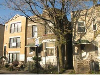 Cook County Multi Family Home Re-Activated: 3926 West Arthington Street