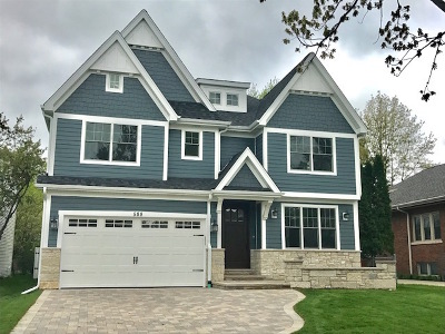 Elmhurst Single Family Home For Sale: 641 South Swain Avenue