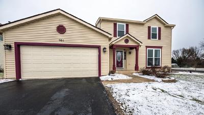 North Aurora Single Family Home For Sale: 501 Juniper Drive