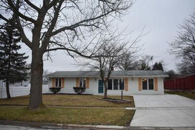 Mokena Single Family Home For Sale: 9524 Elm Avenue