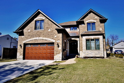 Glenview Single Family Home For Sale: 2012 Central Road