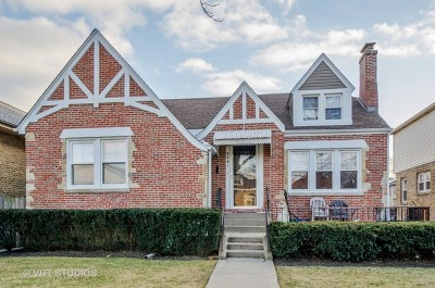 Single Family Home For Sale: 2841 West Greenleaf Avenue