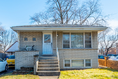 Hickory Hills Single Family Home For Sale: 9433 South 81st Avenue