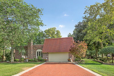 Wood Dale Single Family Home For Sale: 185 Sherwood Drive