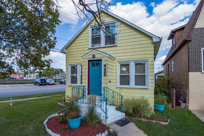 Elmwood Park Single Family Home For Sale: 2341 North 72nd Court