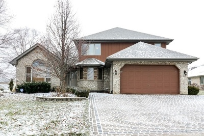 Orland Park Single Family Home For Sale: 18013 Alice Lane