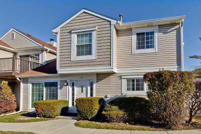 Buffalo Grove Condo/Townhouse Contingent: 632 Le Parc Circle
