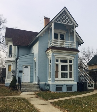 Multi Family Home Re-Activated: 612 Douglas Avenue