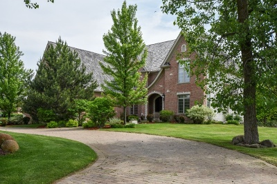 Barrington Single Family Home For Sale: 5 Hubbell Court