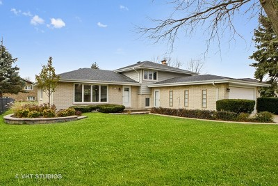 Orland Park Single Family Home For Sale: 7711 Palm Drive