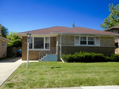 La Grange Park Single Family Home For Sale: 1226 Harrison Avenue
